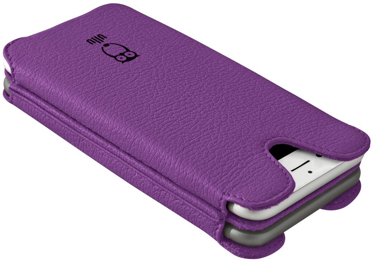 ullu Sleeve for iPhone 8/ 7 - Purple Haze Purple UDUO7PL03 by ullu (Image #3)