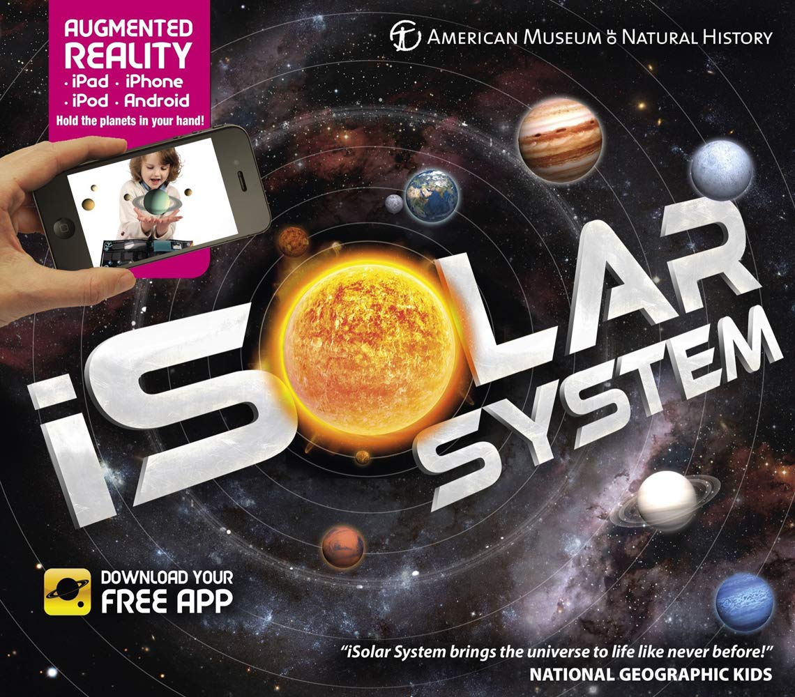 iSolar System (Augmented Reality): Amazon.es: Carlton Kids: Libros ...