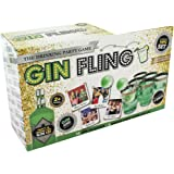 Gin Fling Ping Pong Adult Bere Gioco Xmas Anno Nuovo Hen Stag Party Shot Pong