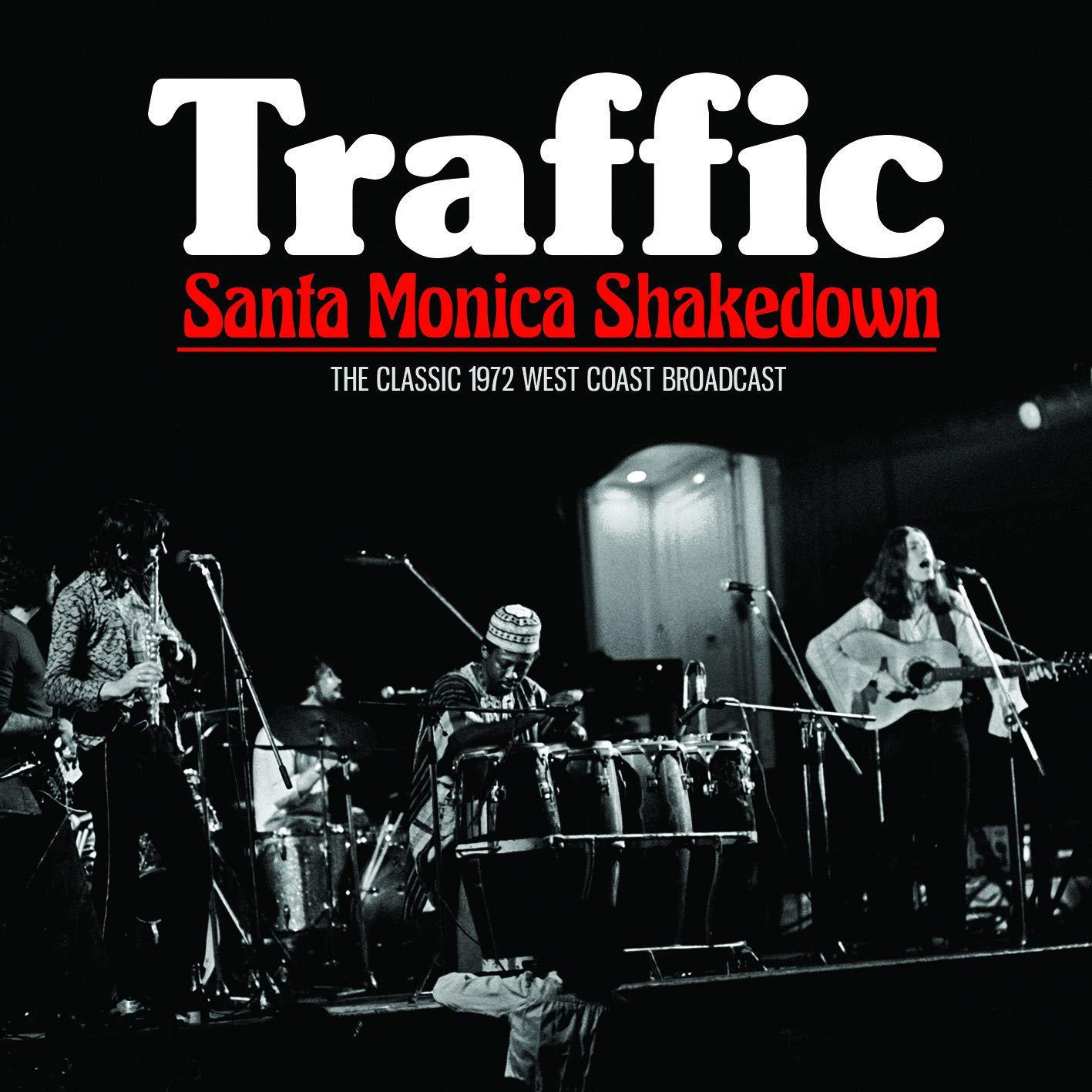"TRAFFIC – "" Santa Monica Shakedown "" Live 1972 | The Fat Angel Sings"