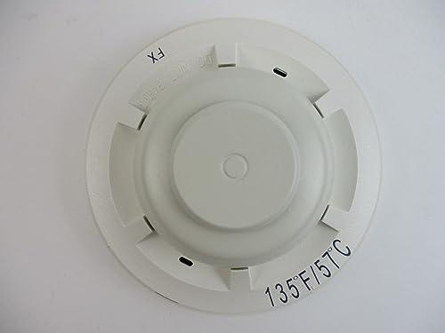 System Sensor 5603 135 F Fixed Temp, Single-Circuit Mechanical Heat Detector
