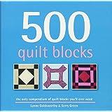 500 Quilt Blocks (500...crafts)