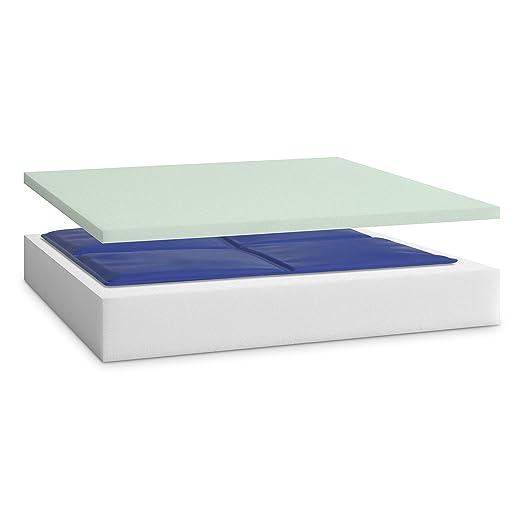 "Amazon.com: Apex gel-foam Cojín en azul real Tamaño: 3"" ..."