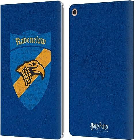 Head Case Designs Oficial Harry Potter Ravenclaw Crest Sorcerers Stone I Carcasa de Cuero Tipo Libro Compatible con Samsung Galaxy Tab A 10.1 2019: Amazon.es: Electrónica