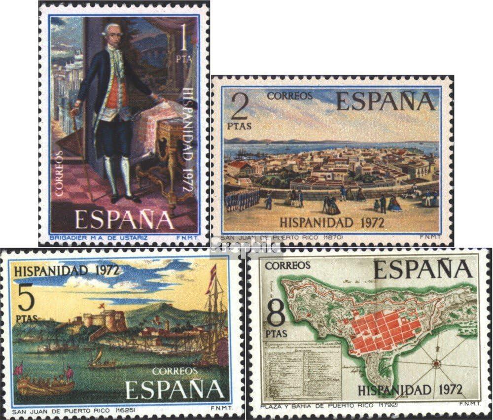 Prophila Collection España Michel.-No..: 2002-2005 (Completa.edición.) 1972 Puerto Rico (Sellos para los coleccionistas): Amazon.es: Juguetes y juegos