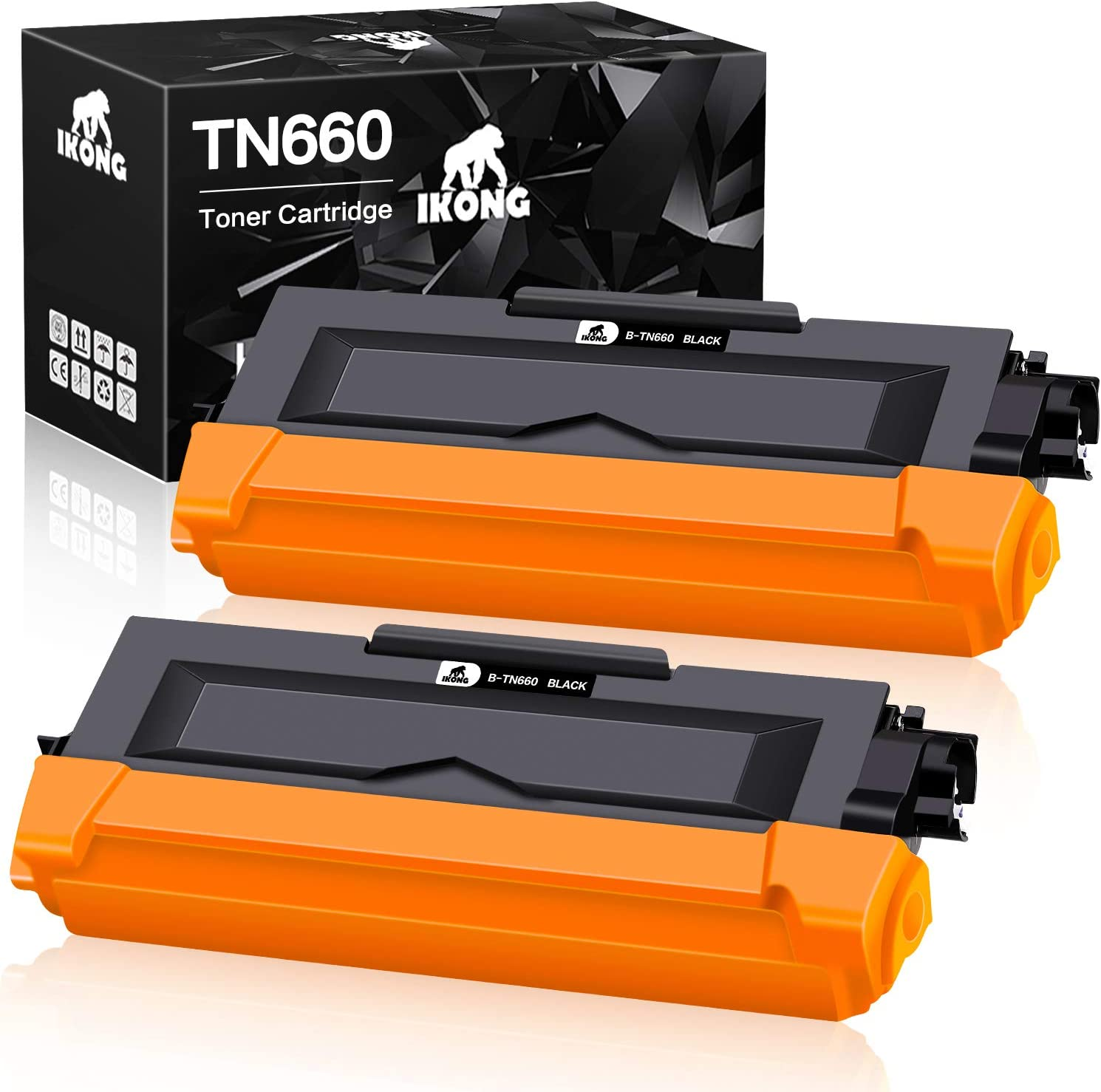 4000 Page Yield SuppliesMAX Compatible Replacement for Innovera IVRD2660C Cyan Toner Cartridge Equivalent to Dell 593-BBBT