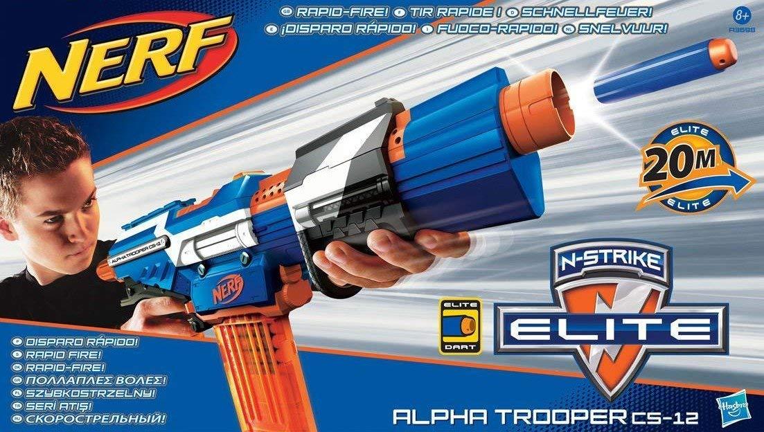 Ner Elite Alpha Trooper CS12