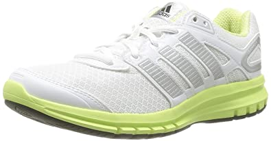 cheap for discount 01baa 30e7f adidas Duramo 6 D66481 Damen Laufschuhe, Weiß (Running White Ftw  Metallic  Silver