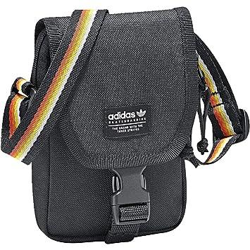 adidas Herren The Map Umhängetasche, Black, One Size: Adidas