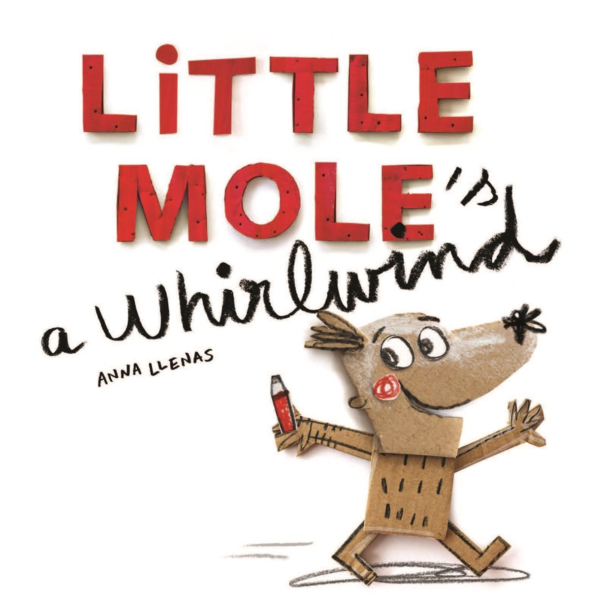 Image result for little mole is a whirlwind