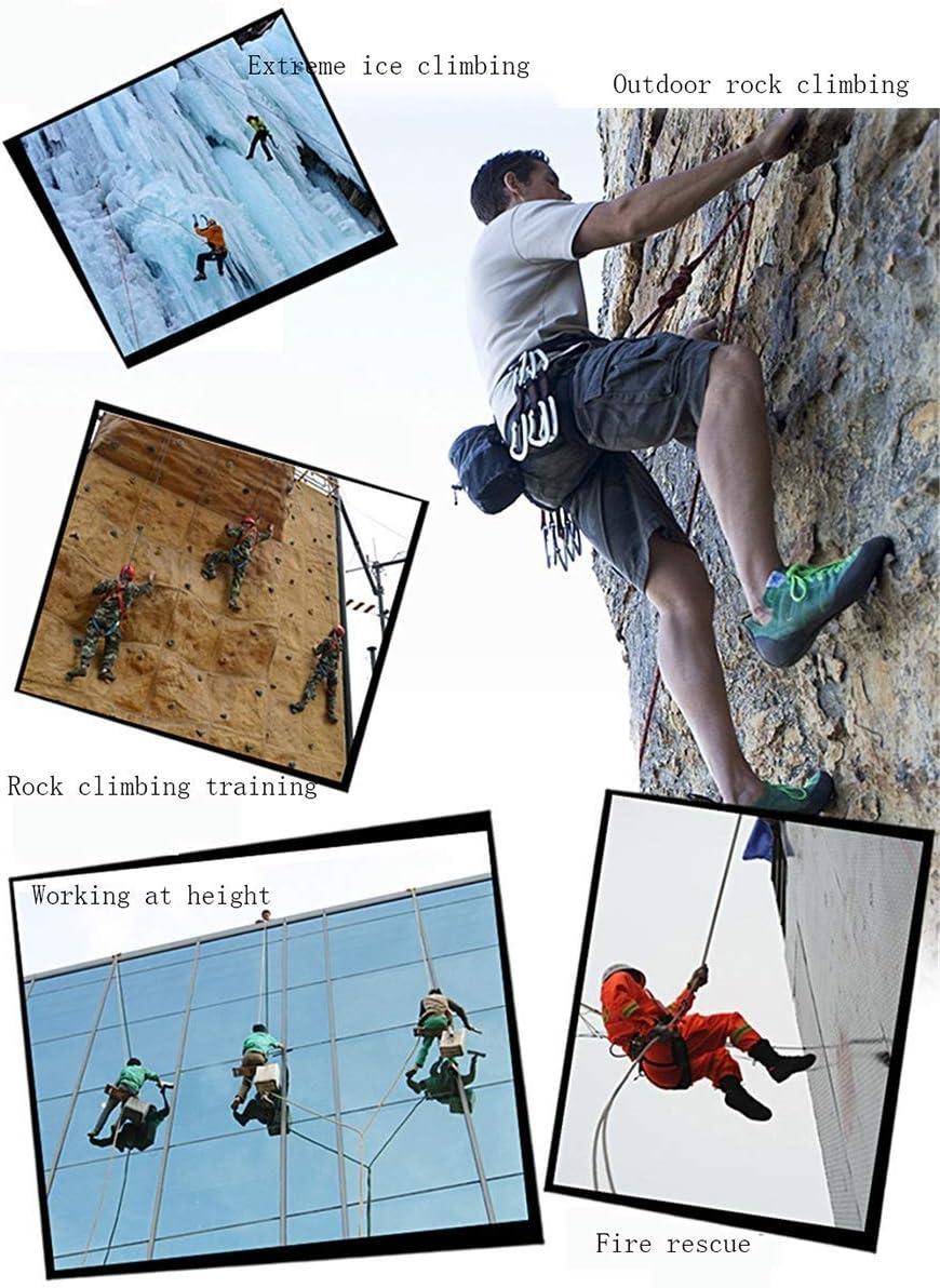 LQBDJPYS - Cuerda para Escalada (60 m, 70 m, 80 m, 100 m ...