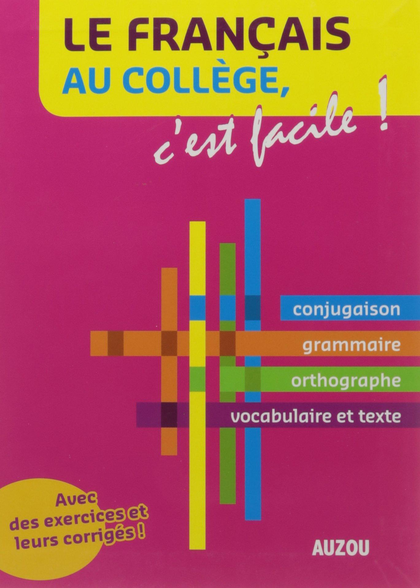 Amazon.fr , La grammaire facile du collège , Elsa Faure