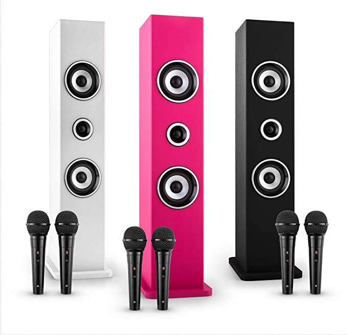 Amazon.es: Auna Karaboom Karaoke para niños - Set de Karaoke ...