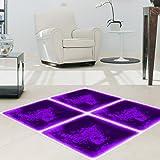 Amazon Com Liquid Encased Motion Lava Floor Tile Dance Floor Play