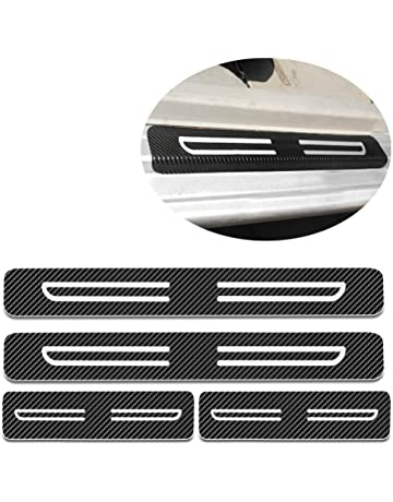 LSYBB Accessori per Lo Styling delle Auto in Acciaio Inox per Specchietti Retrovisori per Fiat 500 500C
