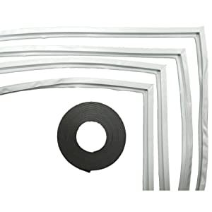 Supco SU2303 Refrigerator Door Gasket TJ90SU2303 AP4503316 - Fits Most Refrigerators Up To 32 x 55 Inches