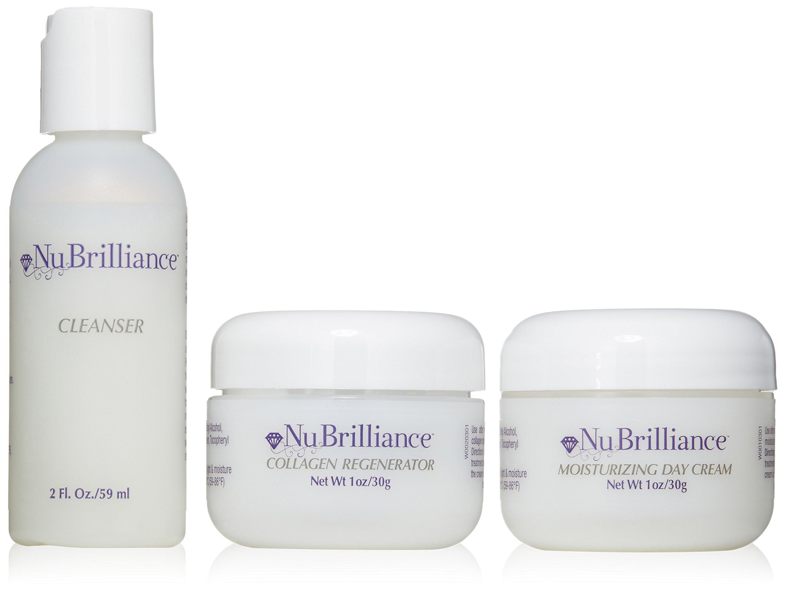 NuBrilliance 3-Piece Skin Care Treatment System