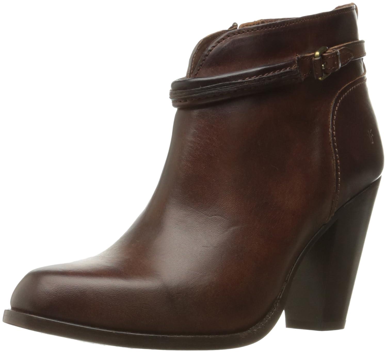 FRYE Women's Jenny Seam Short Boot B01BLYW3OE 6 B(M) US|Brown