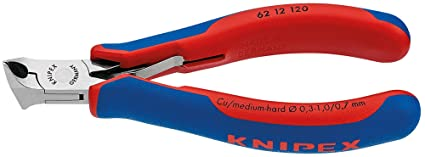 Knipex 62 12 120 - Alicates De Corte Oblicuo
