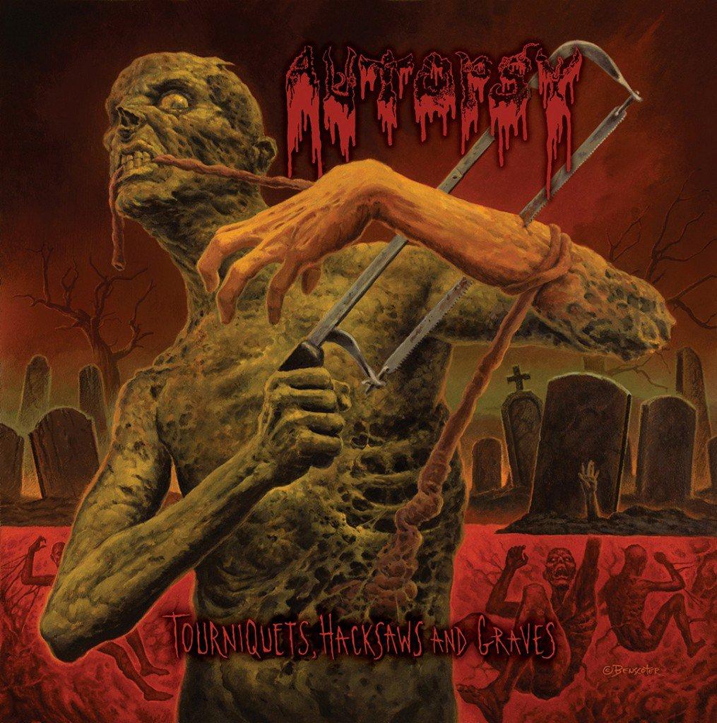 Autopsy - Tourniquets Hacksaws & Graves (CD)