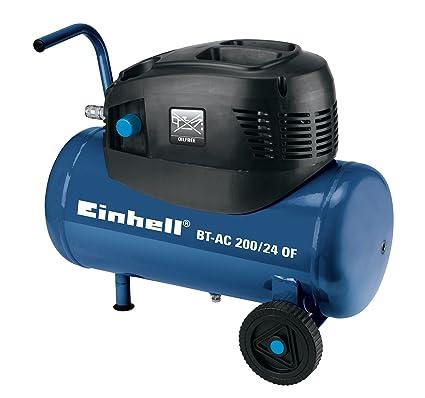 Einhell - Compresor de aire sin aceite (24 L)