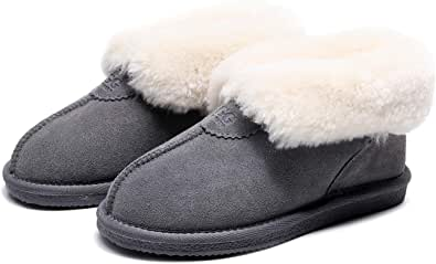 UGG Best Gift Choice Unisex Ankle Slippers