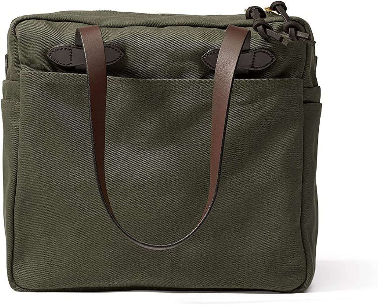 Filson Women s Rugged Twill Tote Bag with Zipper