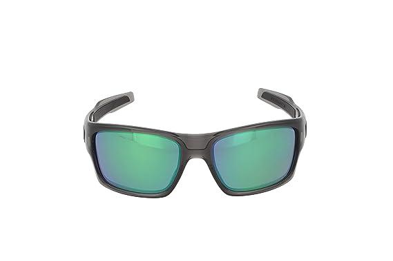 bea606bfec0c91 Lunettes de Soleil Oakley Grey Smoke   Jade Iridium Polarized  Oakley   Amazon.fr  Vêtements et accessoires