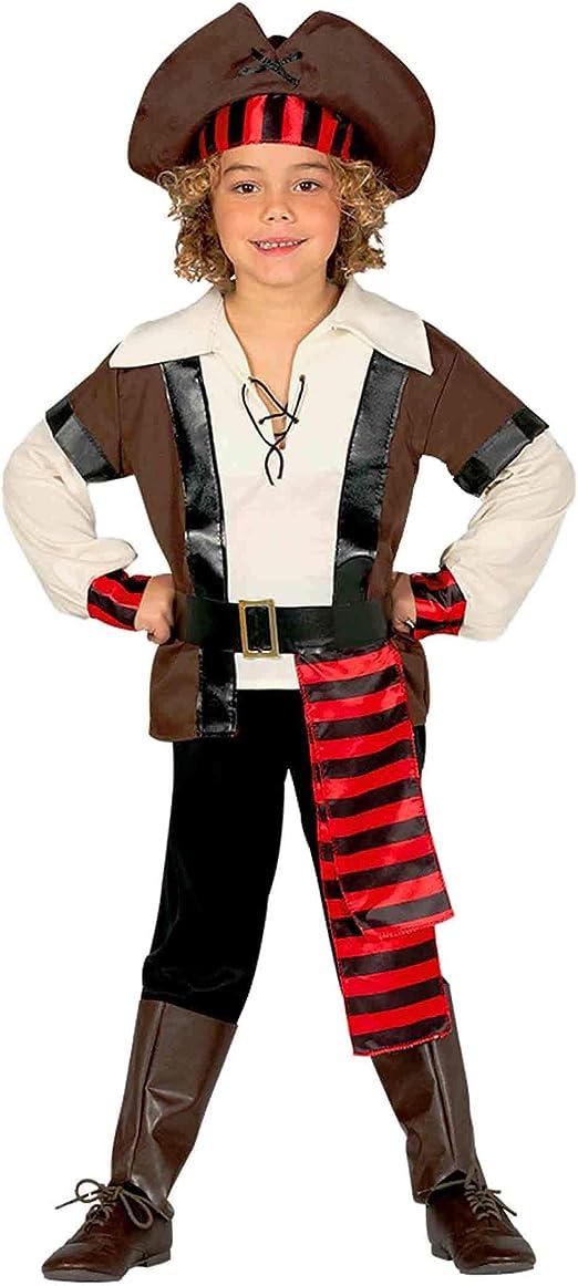 Guirca - Disfraz de Pirata para niño: Guirca: Amazon.es: Hogar