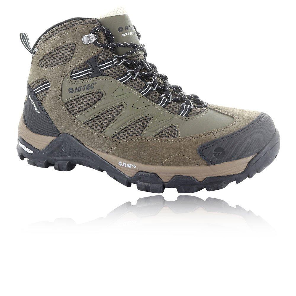 Hi-Tec Riverstone Ultra Waterproof Walking Boots - SS18 9 D(M) US|Brown