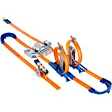 Hot Wheels Track Builder Total Turbo Takeover...