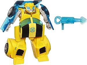 Transformers Playskool Heroes Rescue Bots Energize Bumblebee Figure
