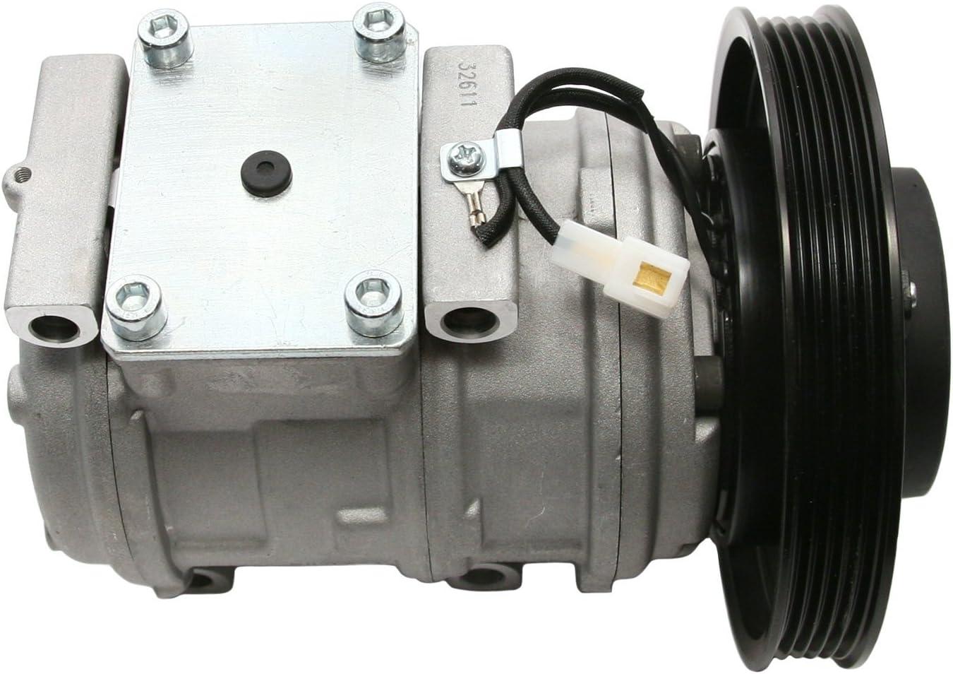 Delphi CS20109 10S17 New Air Conditioning Compressor