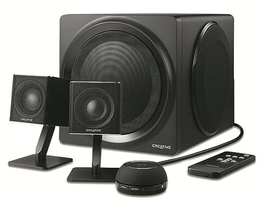 3 opinioni per Creative T4 W Sistema di Altoparlanti 2.1, Bluetooth, NFC, Telecomando a