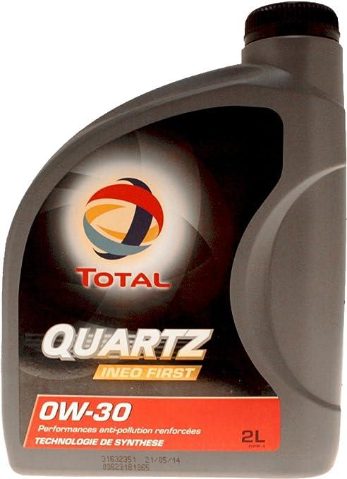 Total–Aceite para motor, bidón de 2