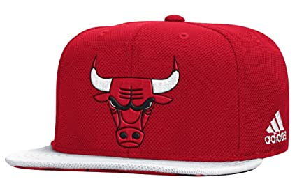 best cheap d8daa 9f732 Chicago Bulls Adidas 2015 NBA Draft Day Authentic Snap Back Hat