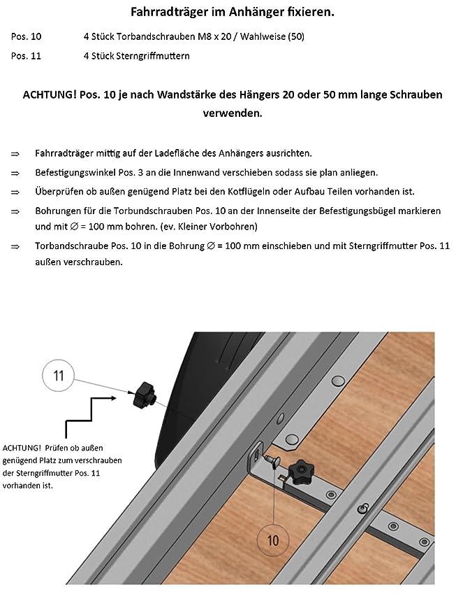 Wunderbar 4 Zinkige Anhängerverkabelung Ideen - Elektrische ...