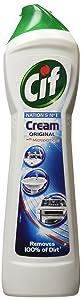Cif Cream Cleaner, White 500ml