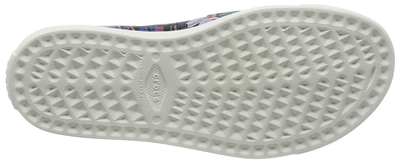 Crocs Slip-on Damen Citilane Roka Graphic Slip-on Crocs Damens Sneakers Mehrfarbig (Tropical) 9bc5b0