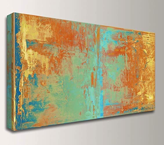 Modern Art Print Canvas