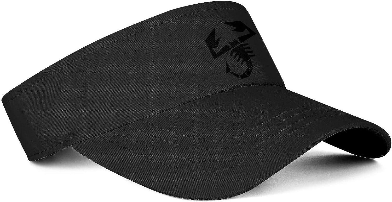 DRTGRHBFG Unisex Women Man Visor Hat Hipster Baseball Hats Adjustable Strapback Tennis Caps