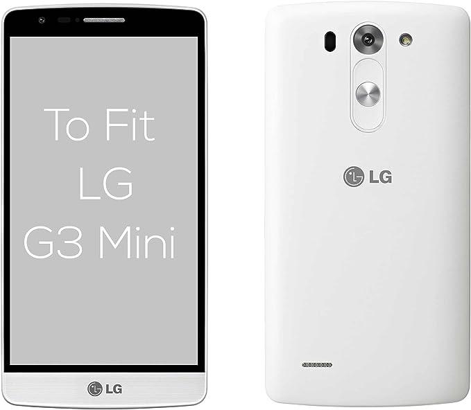32nd® Funda Rígida Anti-Choques de Alta Proteccion para LG G3 S ...