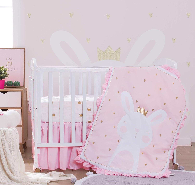 new baby Custom crib sheet nursery bedding pink nursery Fitted crib sheet newborn gift elephant nursery baby girl gift new mom gift