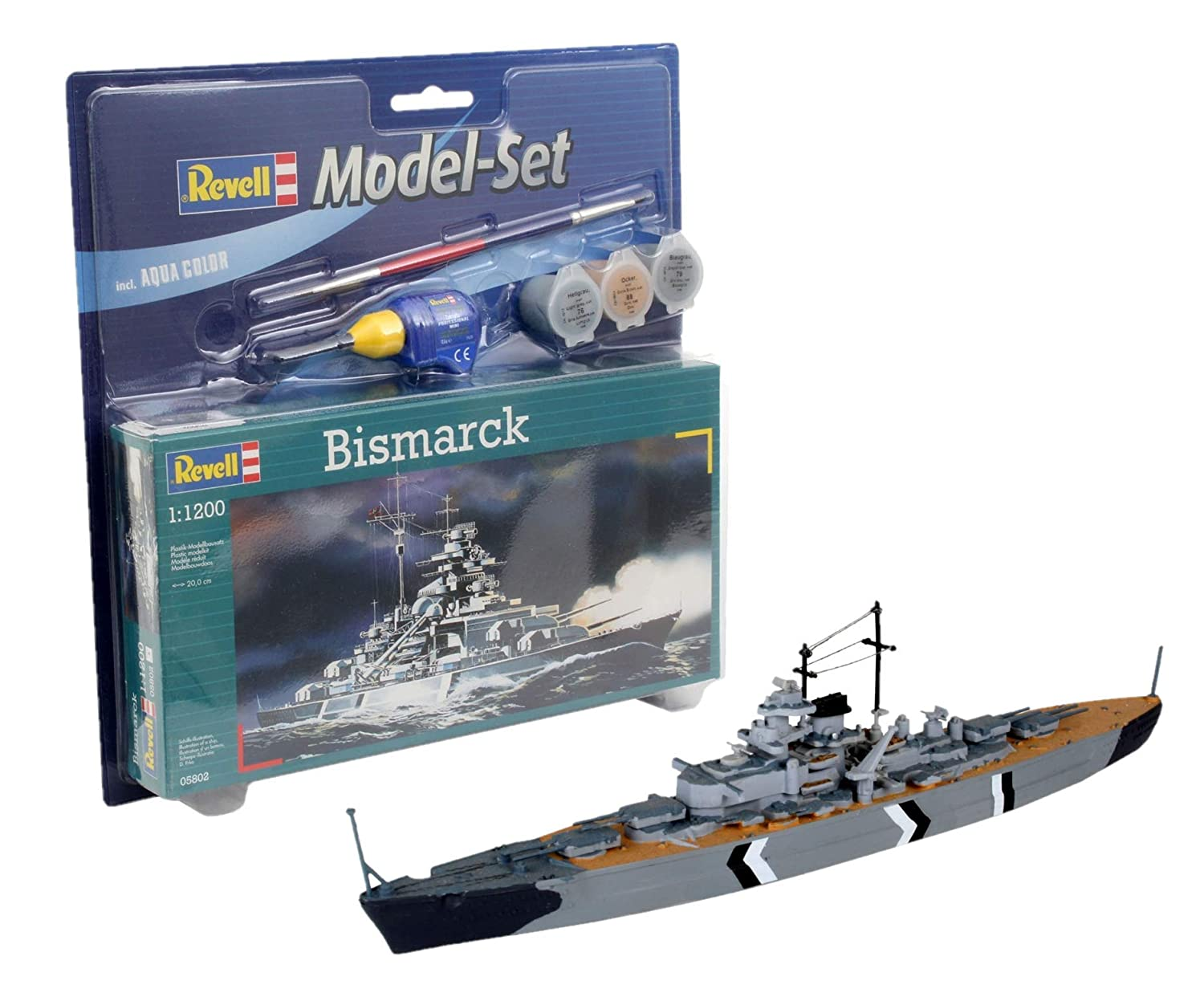 REVELL® 05802 Bismarck in 1:1200