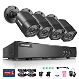 Amazon Price History for:ANNKE 8-Channel HD-TVI 1080P Lite Video Security System DVR and (4) 1.0MP Indoor/Outdoor Weatherproof Cameras with IR Night Vision LEDs- NO HDD