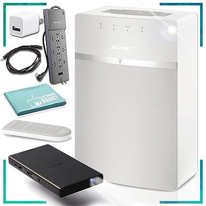 Amazon.com: Bose SoundTouch 10 - Sistema de música ...