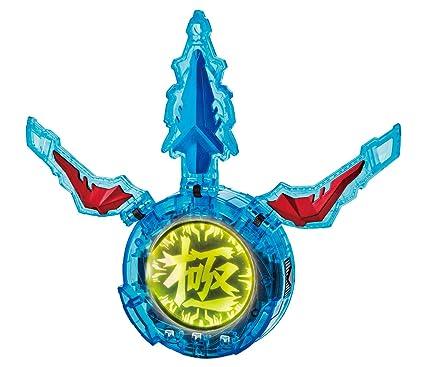 Amazon com: DX Kiwami Crystal Ultraman R/B (Lube): Toys & Games