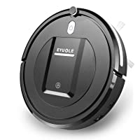 Eyugle Slim Robot Vacuum Cleaner with 3 Cleaning Modes