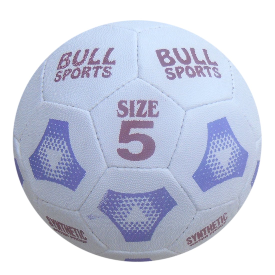 Bull Sports T5 Series Rubber Football 32 Panel (Size 5)