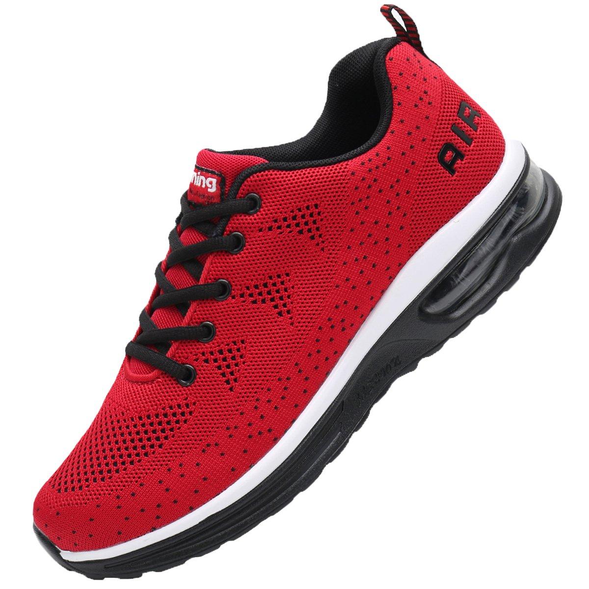 JARLIF Men's Lightweight Athletic Running Shoes Breathable Sport Air Fitness Gym Jogging Sneakers US6.5-12 JARLIF-835-men-shoes01